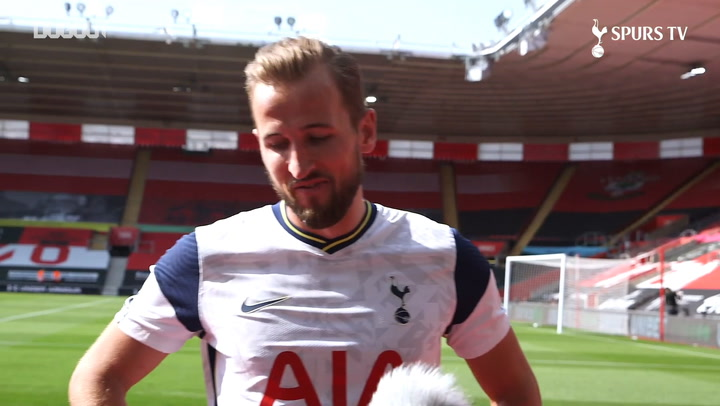 Harry Kane labels 'perfect day' as Mourinho crashes interview to award him man of the match