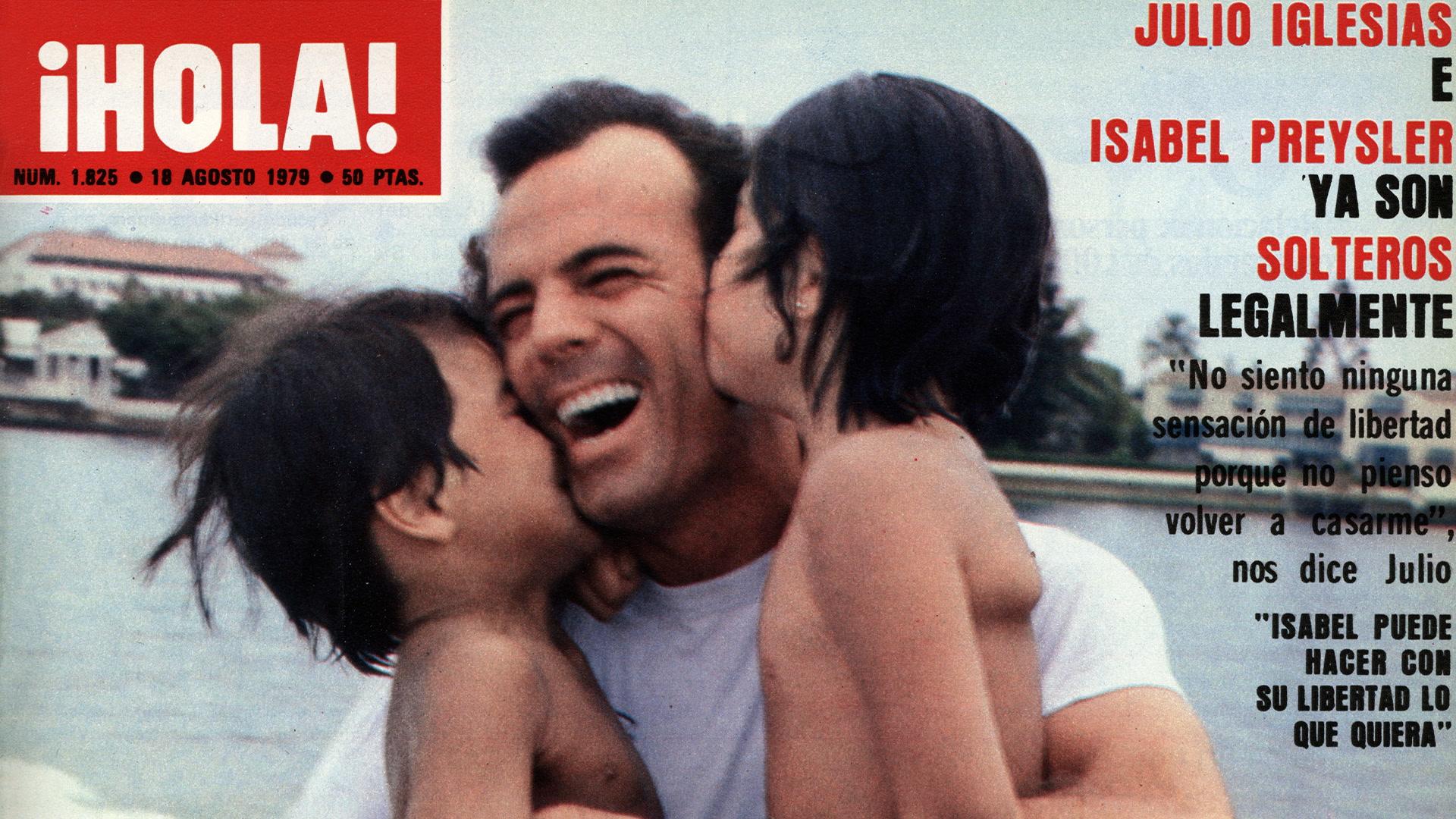 Julio Iglesias: su verdadera y apasionante historia