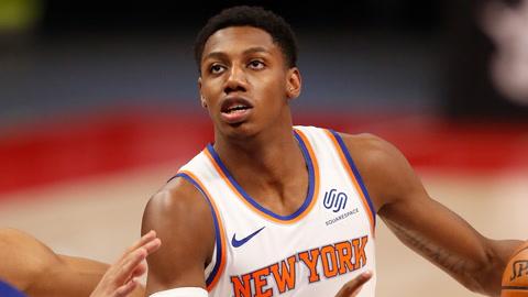 When will Knicks' RJ Barrett get the national respect he deserves?