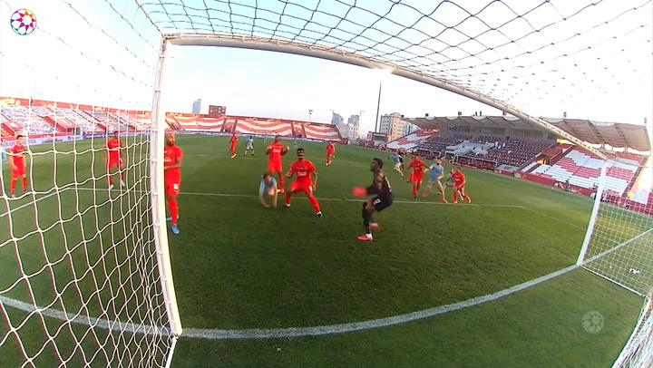 Highlights: Fujairah 4-2 Al-Dhafra