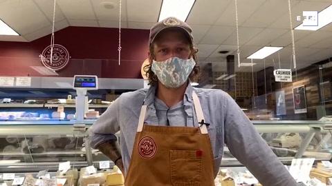 Queso y coronavirus  La pandemia también enloquece la industria quesera en EE.UU.