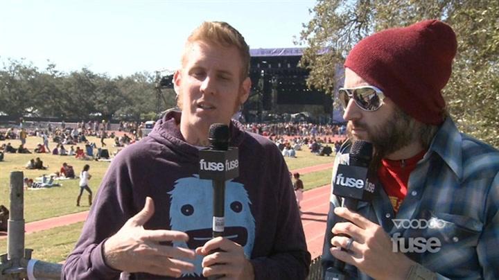 Interviews: Voodoo: Mastodon Still Pleasantly Surprised By Praise - Voodoo 2011