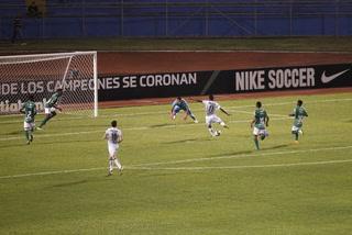 Marlos Moreno anota el 5 - 1 del Santos Laguna ante Marathón