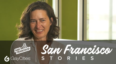 SAN FRANCISCO STORIES: Jennifer Scarlett