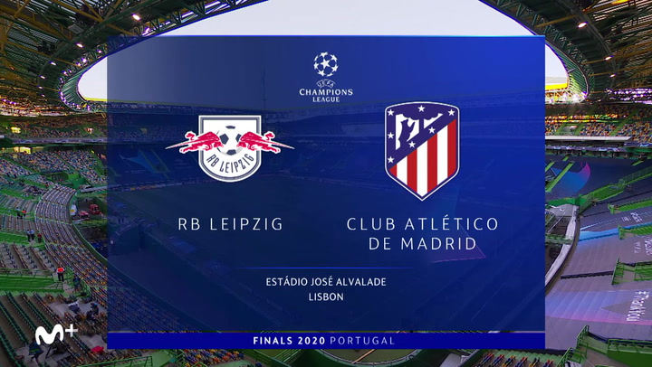 Champions League: Resumen y Goles del Leipzig - Atlético Madrid