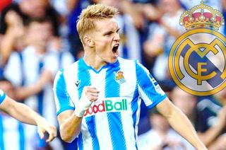 Martin Odegaard vuelve al Real Madrid por petición de Zinedine Zidane
