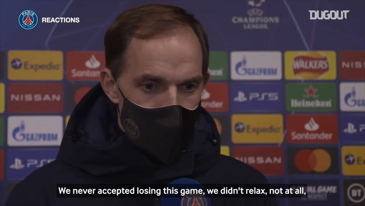 Thomas Tuchel: 'We haven't qualified yet, there is still a step to be taken'