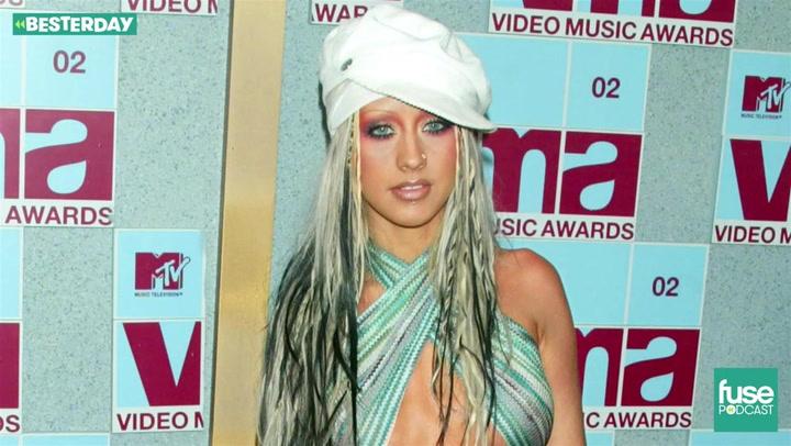 Christina Aguilera's Stripped Turns 15, Celebrating The Blueprint For Honest Female Pop: Besterday Podcast