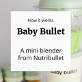 Thumbail image of Nutribullet Baby Bullet video