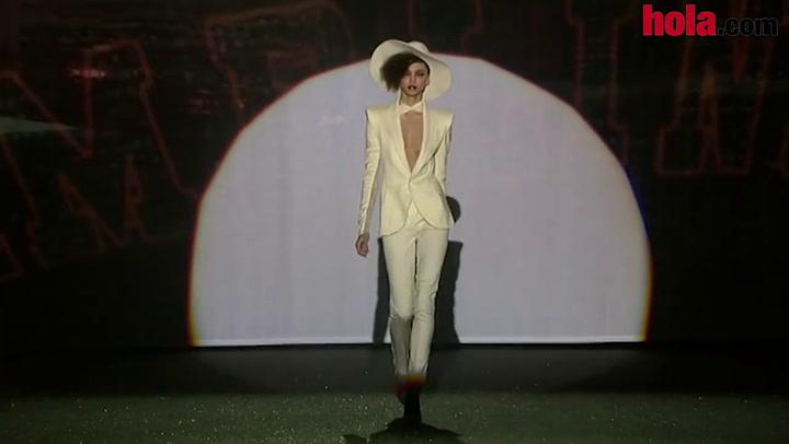 Fashion Week Madrid otoño-invierno 2014-2015: Andrés Sardá