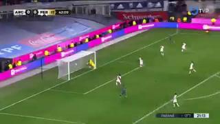 Argentina vence 1-0 a Perú y queda más cerca de Qatar