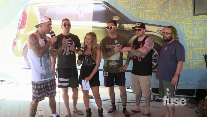 New Found Glory Consider Country Covers: Taylor Swift, Shania Twain