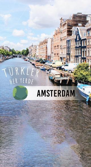 Türkler Her Yerde - Farklı gözle Amsterdam