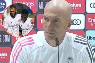Zidane se pronuncia sobre la polémica Benzema-Vinicius en el Real Madrid