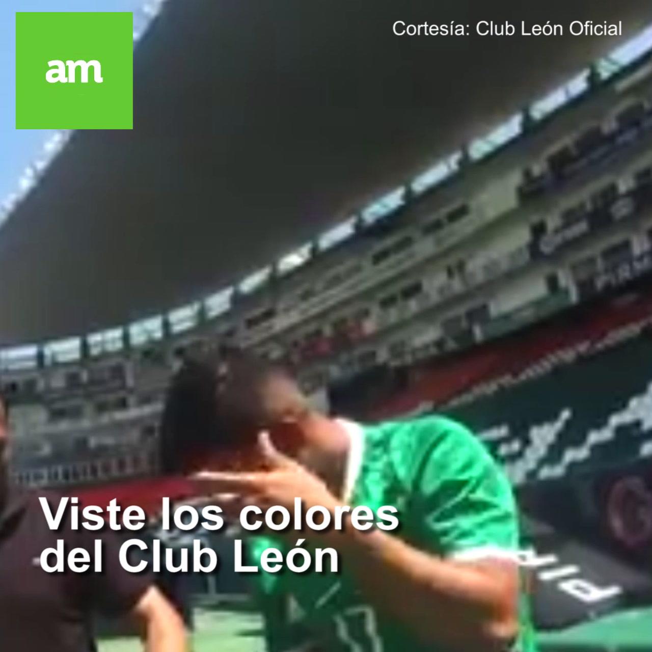 Leonés jugará el Mundial