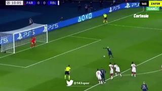 Con gol de Neymar, el PSG se mantiene vivo en Champions League ante Leipzig