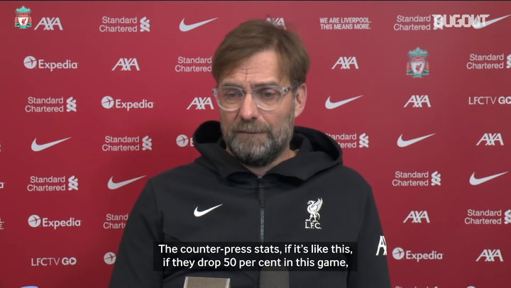 Klopp on Firmino's form and fixing 'small details'