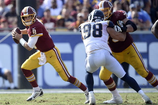 Vegas Nation: 5 things to watch for when the Washington Redskins play the Raiders