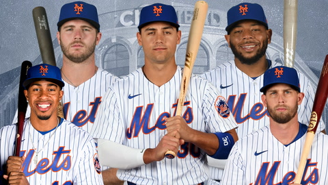 How Mets could construct heart of their batting order this season