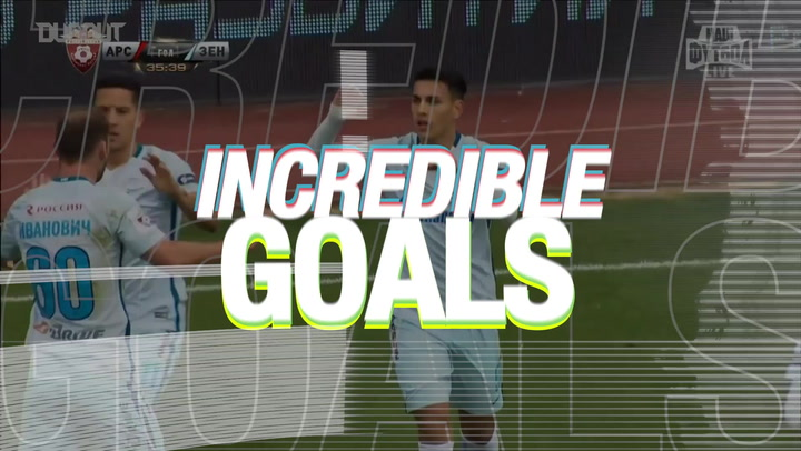 Incredible Goals: Leandro Paredes Scores From A Corner