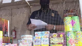 Illegal Fireworks in Las Vegas – VIDEO