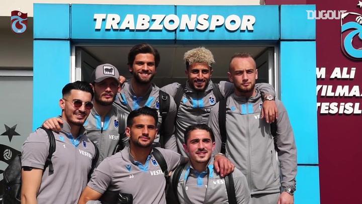 Trabzonspor Şampiyonluğa İlerliyor