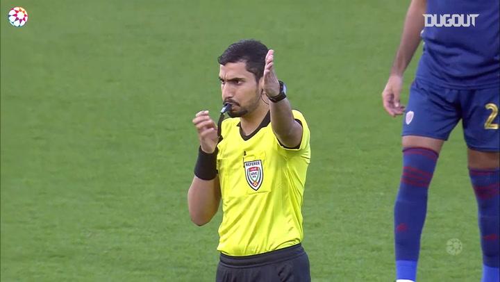 AGL Match day 14 highlights: Hatta 1-4 Al-Wahda