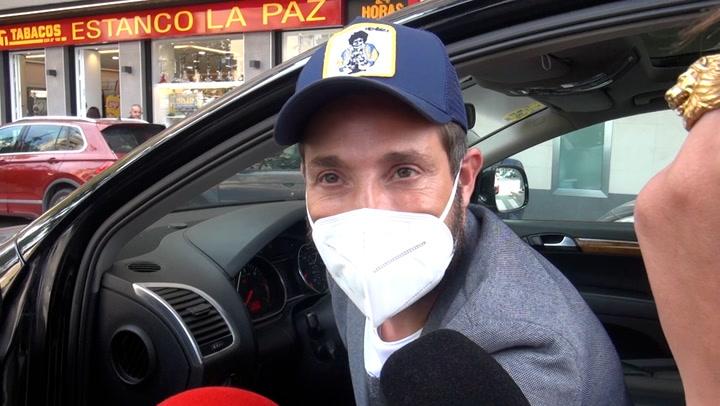 Antonio David sin miedo a lo que pueda decir Rocío Carrasco