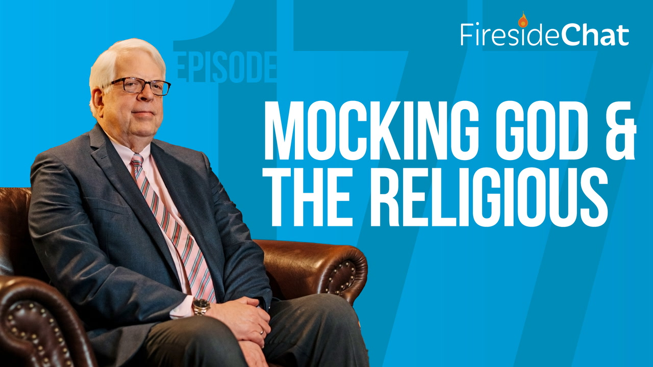 Ep. 177 – Mocking God & the Religious
