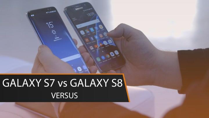 Samsung Galaxy S8 vs Galaxy S7: Should you upgrade