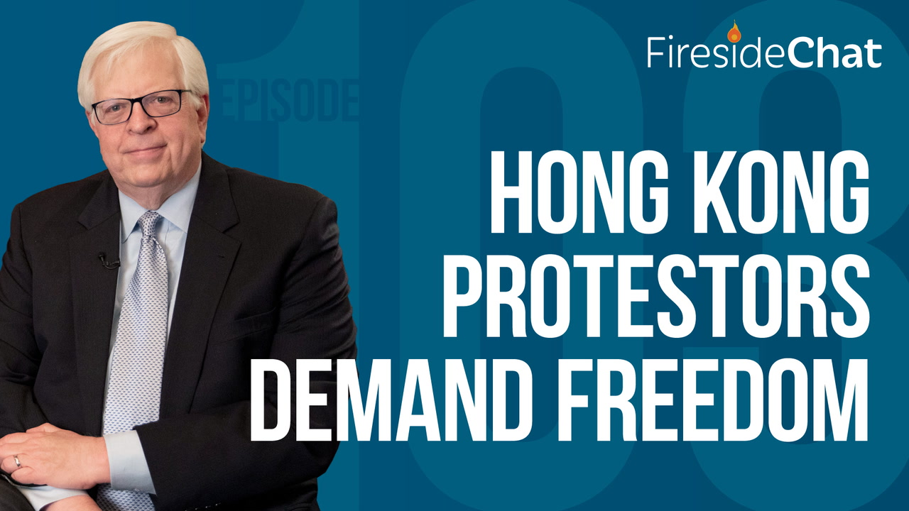 Ep. 103 — Hong Kong Protestors Demand Freedom