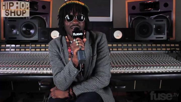 Shows: Hip Hop Shop: The MixDown: MeLo-X Previews 'More Merch' EP - Hip Hop Shop