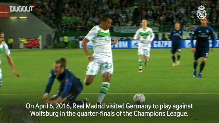 European Nights: Cristiano Ronaldo's Hat Trick Vs Wolfsburg