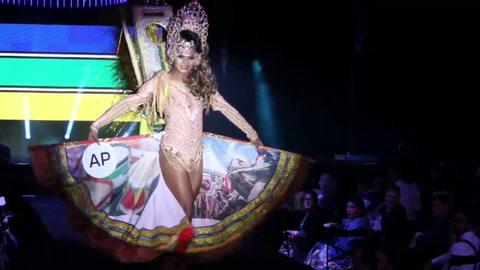 Brasil elige a Miss Gay 2018 para reforzar la lucha por derechos homosexuales