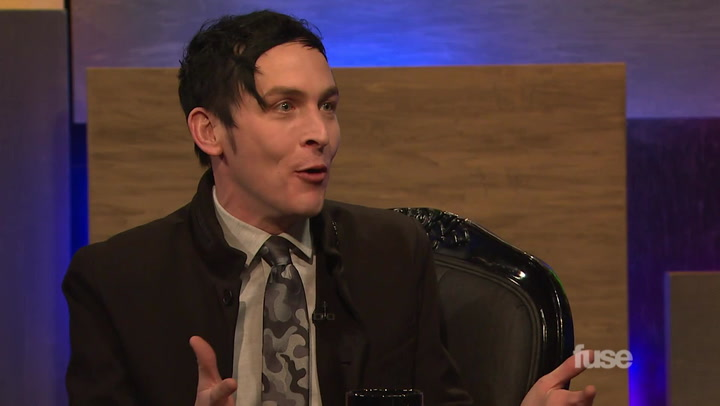 'WGTS' Outtake: Who Did Robin Lord Taylor Tell First About 'Gotham' Role?