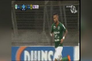 Carlos Discua pone a ilusionar al Marathón en el Yankel