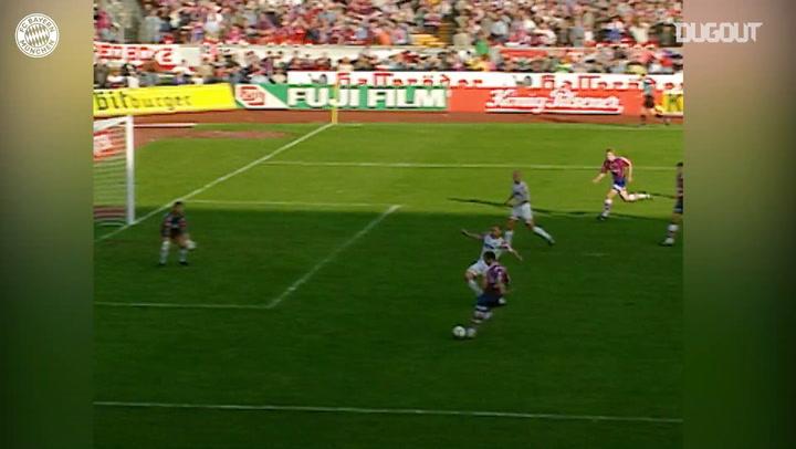 Jurgen Klinsmann's best FC Bayern goals