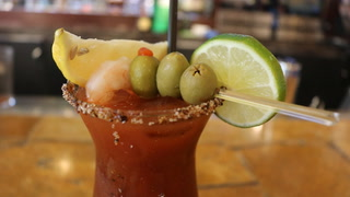 Celebrate New Years Day, Hangover Day and Bloody Mary Day at Cabo Wabo
