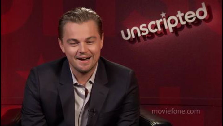 Unscripted With Leonardo DiCaprio and Ellen Page in Inception - Full