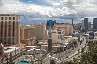 MGM reopening in Mississippi while Las Vegas casinos lay out plans.