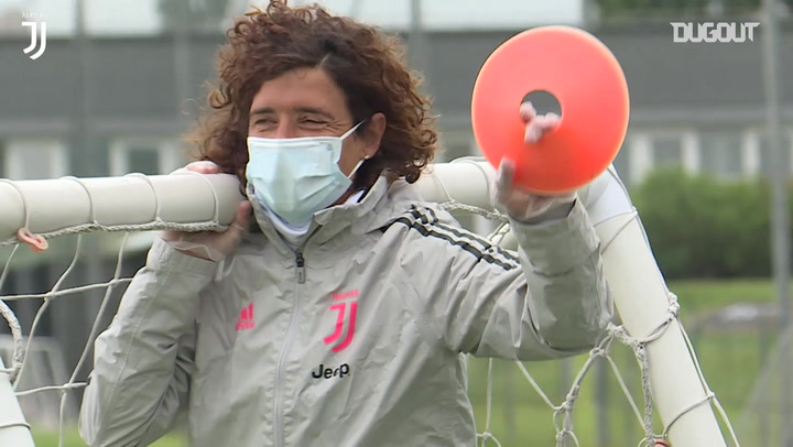 Juventus Women return to training