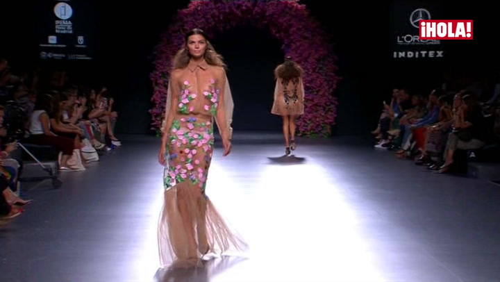 Fashion Week Madrid primavera-verano 2017: Juana Martín