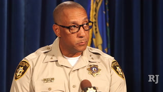 Las Vegas police address latest office-involved shooting