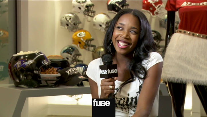 DJ Kiss On Reppin' Your Favorite NFL Team In Style
