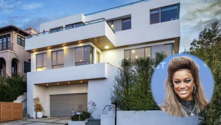 Tyra Banks Scoops Up Contemporary Hillside Home for $7M