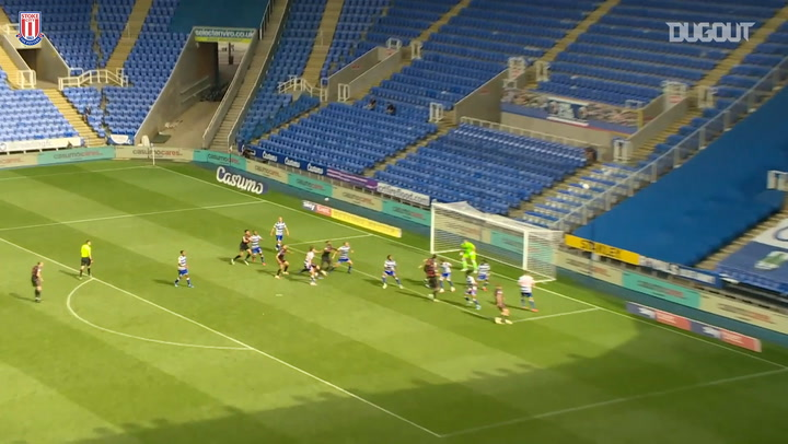 Nick Powell's last-gasp equaliser at Reading