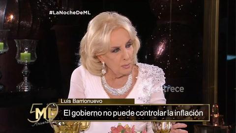 Barrionuevo afirmó que el gobierno traicionó a la CGT