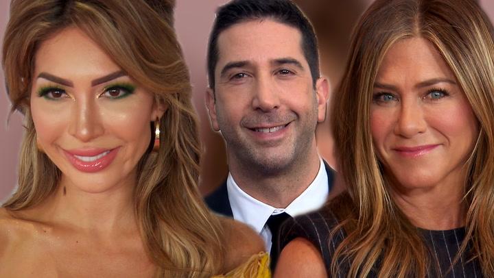 Jennifer Aniston & David Schwimmer Romance Rumors, Farrah Abraham Returning To 'Teen Mom' Franchise!