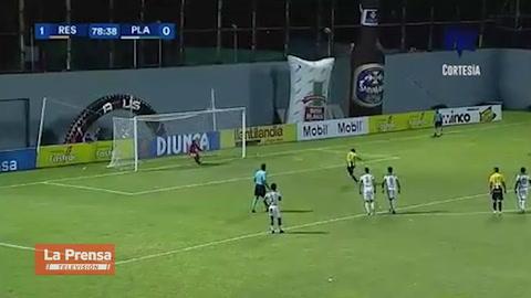 Real España derrota al Platense