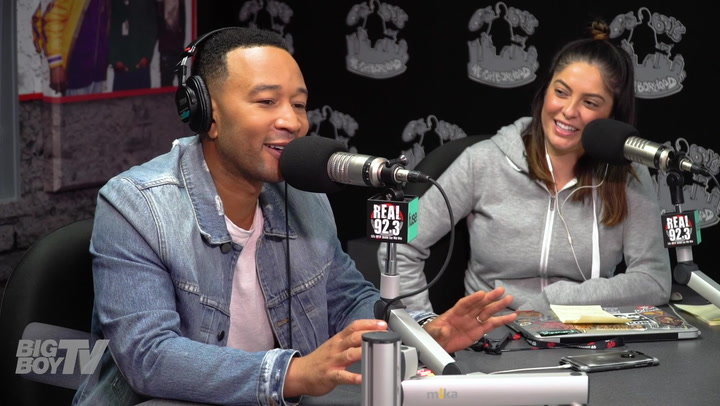 """John Legend Reacts to Being People's 2019 """"Sexiest Man Alive"""""""